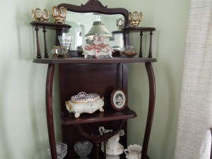 General pricing by Tom Karapantso,this shelving unit and a few other items priced by owner.